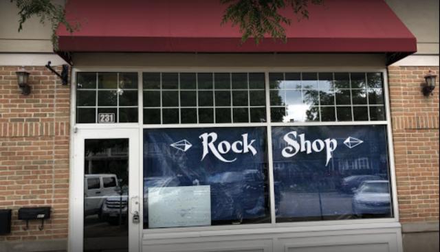 Rockgarden Rock Shop Lake Geneva