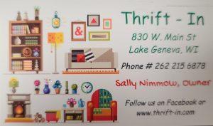 Thrift In Lake Geneva