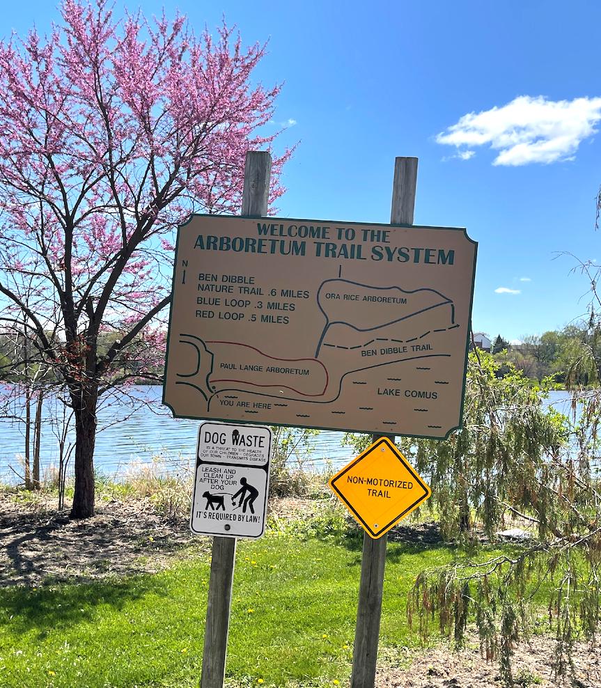 Delavan Memorial Arboretum