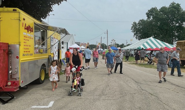 Walworth County Fair 2021