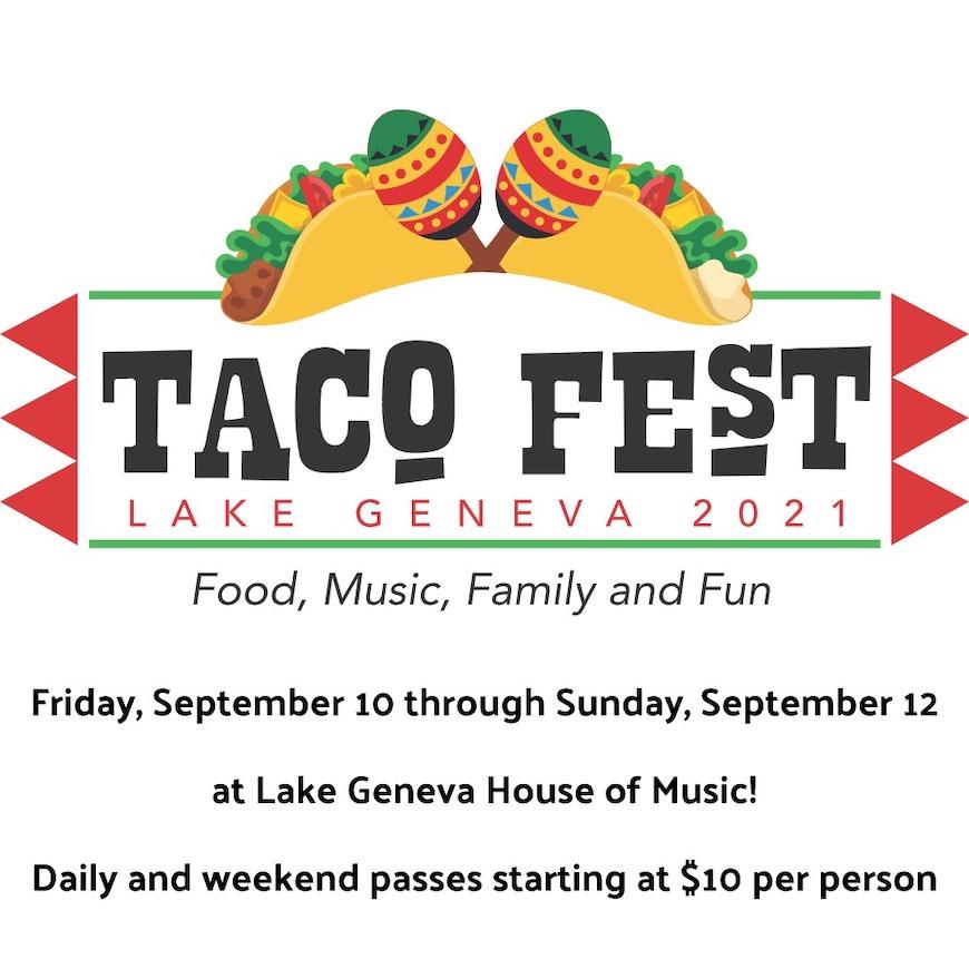 2021 Lake Geneva Taco Fest